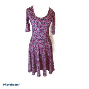 Lularoe S Nicole Dress